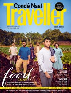 Conde Nast Traveller India - February/March 2020