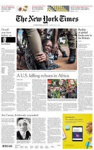 International New York Times - 6 July 2020