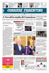 Corriere Fiorentino La Toscana – 15 ottobre 2019