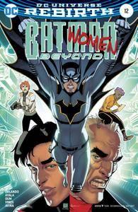 Batman Beyond 012 2017 2 covers Digital Zone-Empire