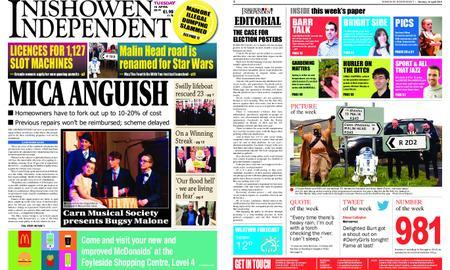 Inishowen Independent – April 16, 2019