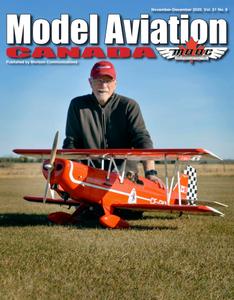 Model Aviation Canada - November/December 2020