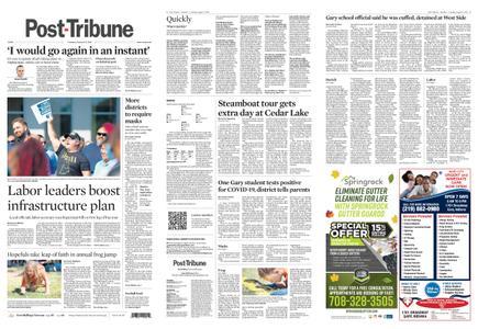 Post-Tribune – August 17, 2021