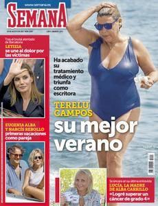 Semana España - 30 agosto 2017