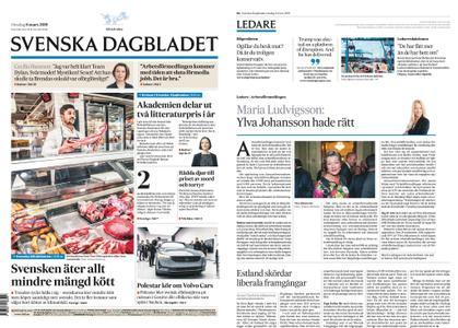 Svenska Dagbladet – 06 mars 2019