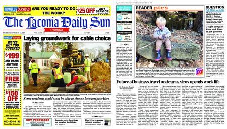 The Laconia Daily Sun – November 12, 2020