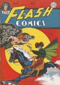 Flash Comics 073 (1946)