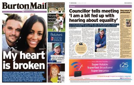 Burton Mail – June 09, 2020