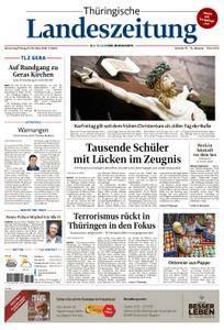 Thuringische Landeszeitung Gera - 29. März 2018