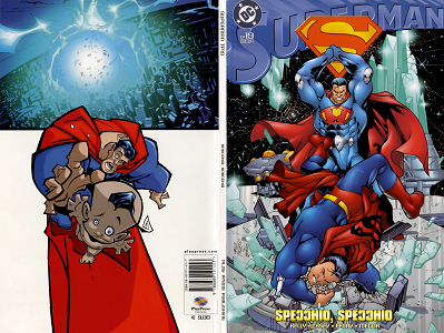 Superman - TP 19 - Specchio, Specchio