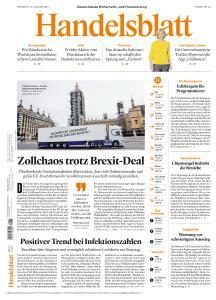 Handelsblatt - 19 Januar 2021