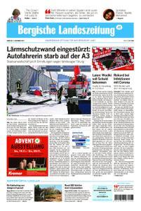 Kölnische Rundschau Wipperfürth/Lindlar – 14. November 2020