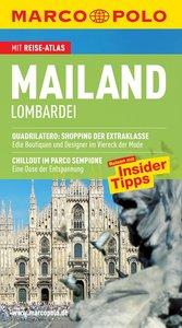 MARCO POLO Reiseführer Mailand, Lombardei (Repost)