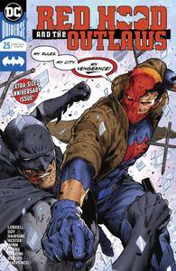 Red Hood and the Outlaws 025 2018 2 covers Digital Zone