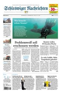 Schleswiger Nachrichten - 23. Januar 2019