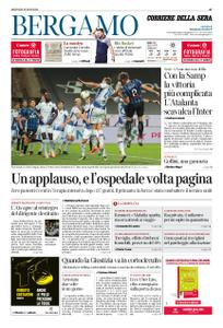 Corriere della Sera Bergamo – 09 luglio 2020