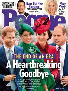 People USA - March 23, 2020