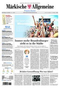 Märkische Allgemeine Prignitz Kurier - 27. Juni 2019