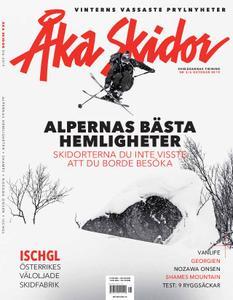 Åka Skidor – oktober 2019