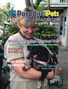 Paradise Pets Key West - January 2015
