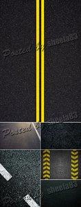 Stock Photo - Asphalt Textures 2