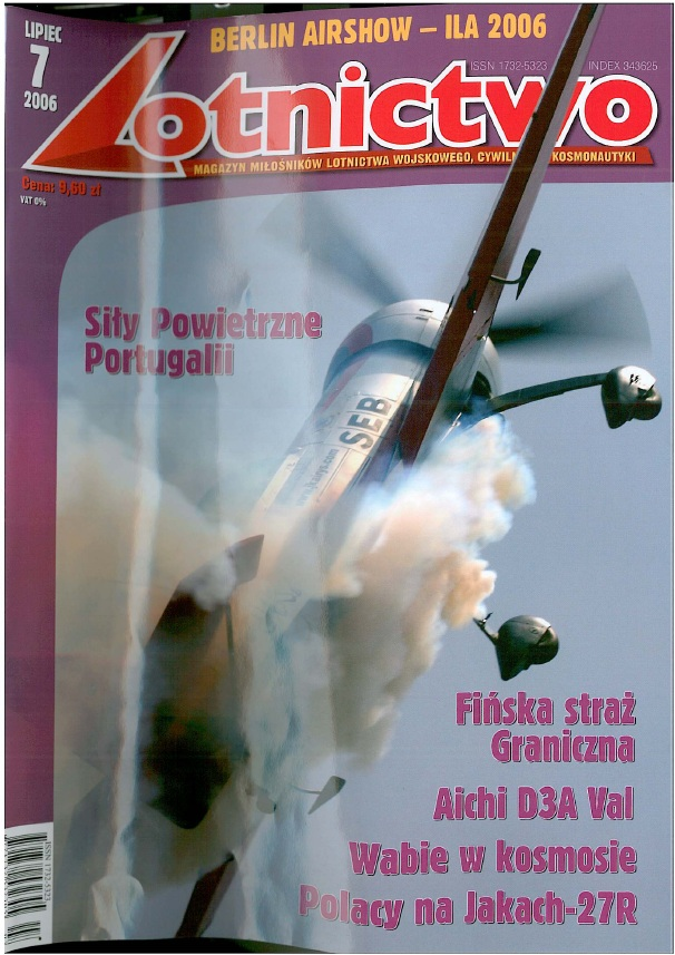 Lotnictwo 2006-07