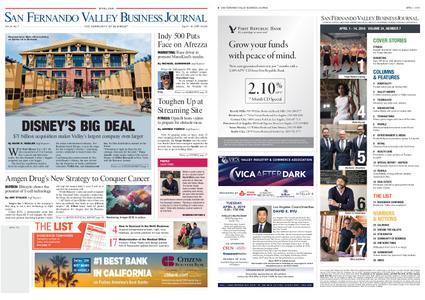 San Fernando Valley Business Journal – April 01, 2019