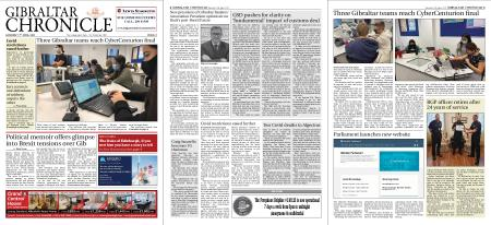 Gibraltar Chronicle – 17 April 2021
