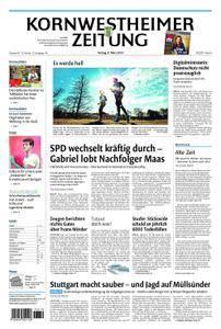 Kornwestheimer Zeitung - 09. März 2018