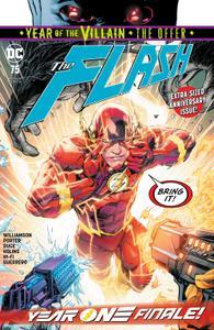 The Flash 075 2019 Digital Zone