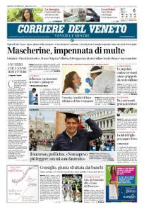 Corriere del Veneto Venezia e Mestre – 13 ottobre 2020