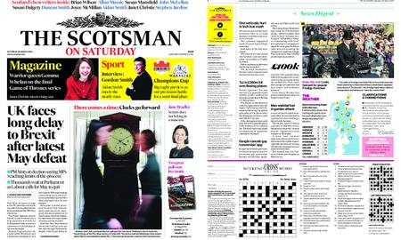 The Scotsman – March 30, 2019