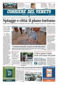 Corriere del Veneto Vicenza e Bassano – 29 aprile 2020