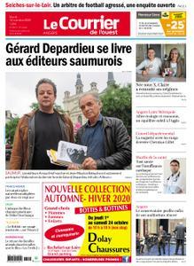 Le Courrier de l'Ouest Angers – 13 octobre 2020