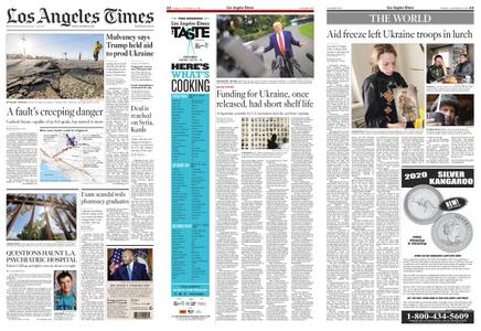 Los Angeles Times – October 18, 2019