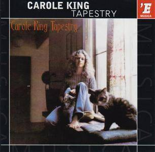 Carole King - Tapestry (1971) {2001, Reissue}