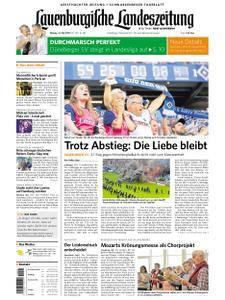 Lauenburgische Landeszeitung - 14. Mai 2018