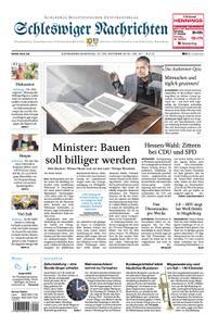 Schleswiger Nachrichten - 27. Oktober 2018