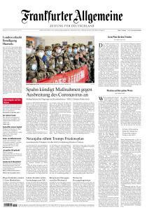 Frankfurter Allgemeine Zeitung - 29 Januar 2020