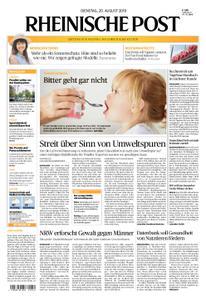 Rheinische Post – 20. August 2019