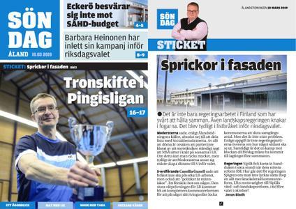 Ålandstidningen – 10 mars 2019