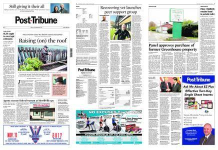 Post-Tribune – November 10, 2017