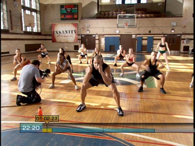 Beachbody Shaun T - Insanity Workout Deluxe - 13 DVD5 ...