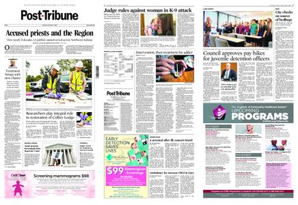 Post-Tribune – October 07, 2018