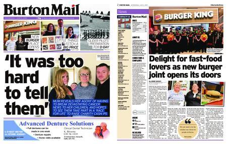 Burton Mail – June 05, 2019