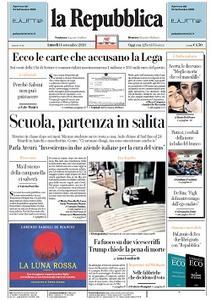 la Repubblica - 14 Settembre 2020