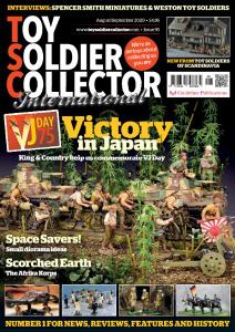 Toy Soldier Collector International - August-September 2020