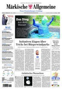 Neue Oranienburger Zeitung - 09. Oktober 2017