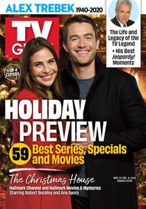 TV Guide – 23 November 2020