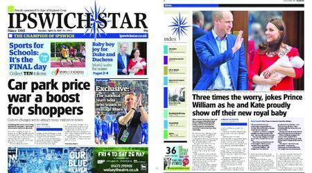 Ipswich Star – April 24, 2018